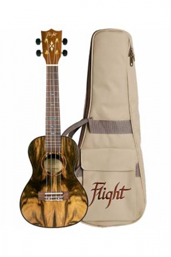 Flight: DUC430 Dao Concert Ukulele (With Bag)