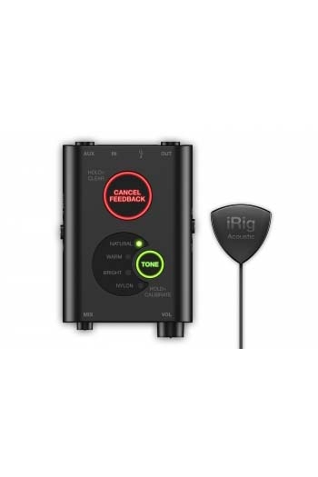 IRig Acoustic Stage - Digital Microphone System For Acoustic Guitar