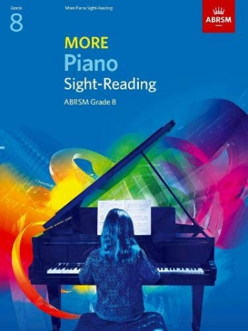 ABRSM More Specimen Sight-reading Tests For Piano: Grade 8