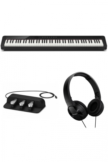 Casio PX-S1000 Digital Piano: Black