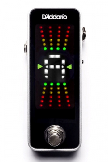 Chromatic Pedal Tuner By D'Addario