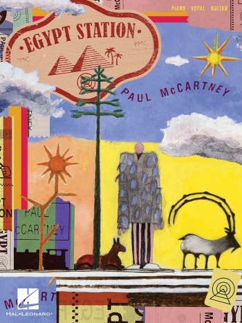Paul McCartney - Egypt Station: Piano Vocal Guitar