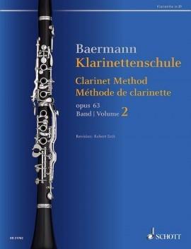 Clarinet Method Band 2: No. 34-52 (Schott)