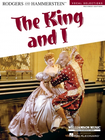 King And I: Vocal Selections: Piano Vocal & Guitar