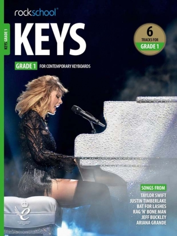 Rockschool Keys Grade 1 2019