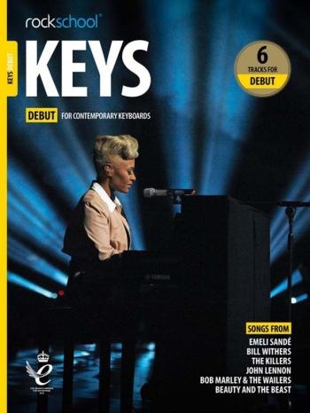 Rockschool Keys Grade Debut 2019