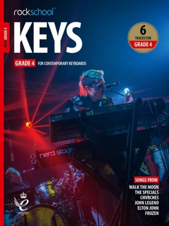 Rockschool Keys Grade 4 2019