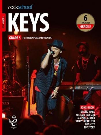 Rockschool Keys Grade 5 2019
