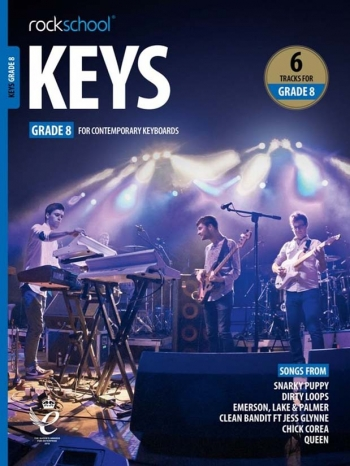 Rockschool Keys Grade 8 2019