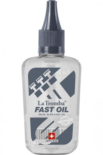 La Tromba Fast Oil Valve Oil 63ml