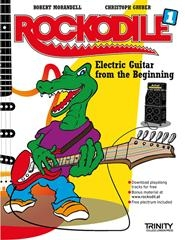 Rockodile 1: Electric Guitar From The Begining (Guitar Tab)