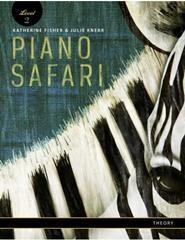 Piano Safari: Theory  Book 2