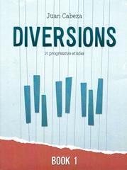 Piano Safari: Diversions Book 1 Piano Solo
