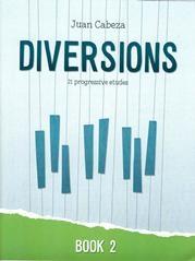 Piano Safari: Diversions Book 2 Piano Solo