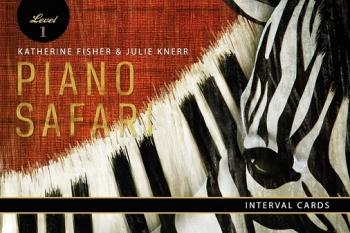 Piano Safari: Interval Cards