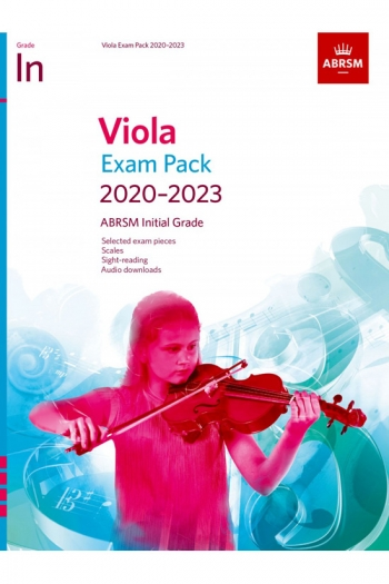 ABRSM Viola Exam Pieces Initial 2020-2023: Pieces Scales Sight-Reading & Download