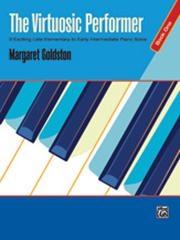 Virtuosic Performer 1  Piano Solo (Margaret Goldston)