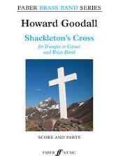 Shackleton's Cross (Brass Band/Score & Parts) (Goodall)
