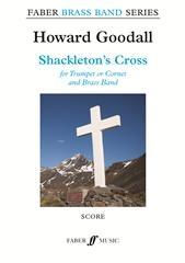 Shackleton''s Cross (Brass Band Score) (Goodall)