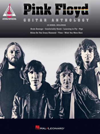 Pink Floyd: Guitar Anthology: Guitar Recorded Version