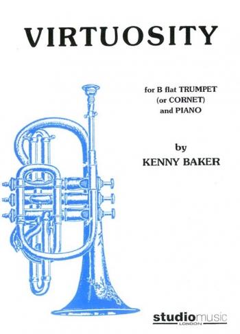 Virtuosity For Bb Trumpet Or Cornet  & Piano