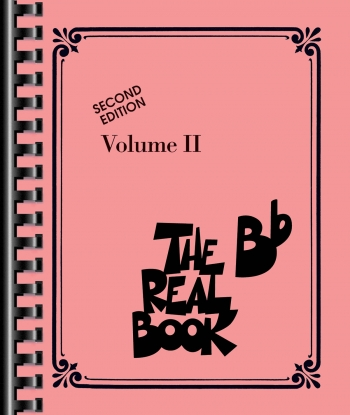 The Real Book Volume 2 B Flat Edition