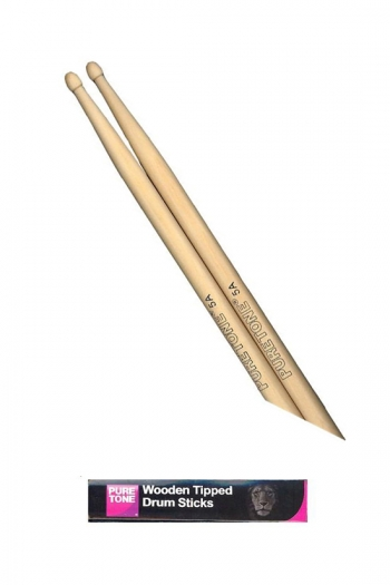 Drum Stick 5A: Pure Tone: Maple Wood Tip