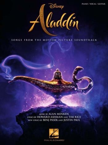 Aladdin: Songs From The Motion Picture Soundtrack: Piano Vocal & Guitar Chords