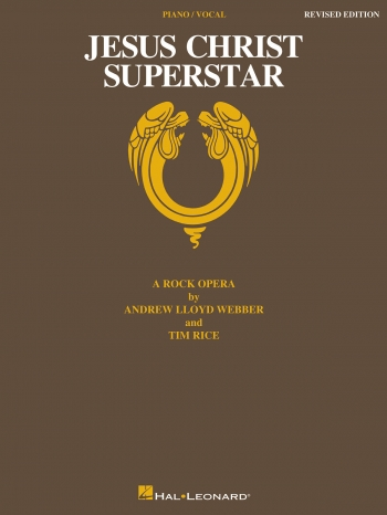 Jesus Christ Superstar: A Rock Opera Vocal And Piano (Lloyd Webber)tions
