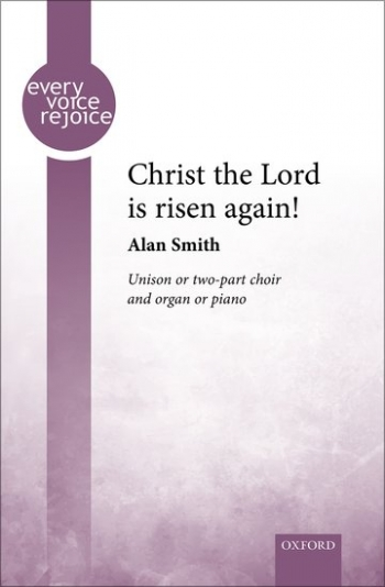 Christ the Lord is risen again!: Unison/2-part & organ/piano