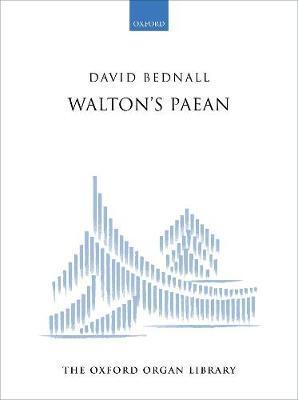 Waltons Paean Organ Solo