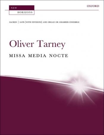 Missa Media Nocte: For SATB With Divisions Vocal Score