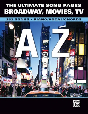 Anastasia - The New Broadway Musical: Vocal Selections: Piano Vocal Guitar