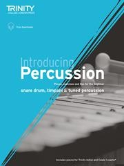 Trinity College: Introducing Percussion (Percussion Ensemble)