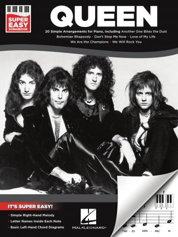 Super Easy Songbook: Queen: Keyboard
