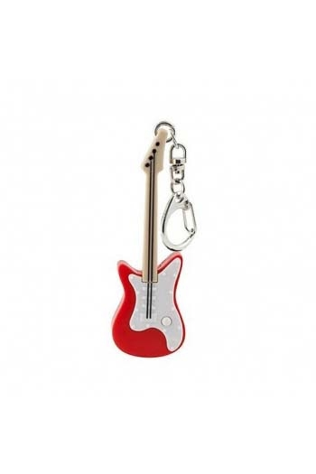 Guitar LED Keyring