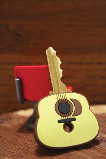 Guitar Key Caps - Set Of 2