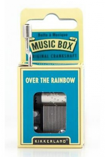 Hand Crank Music Box: Over The Rainbow