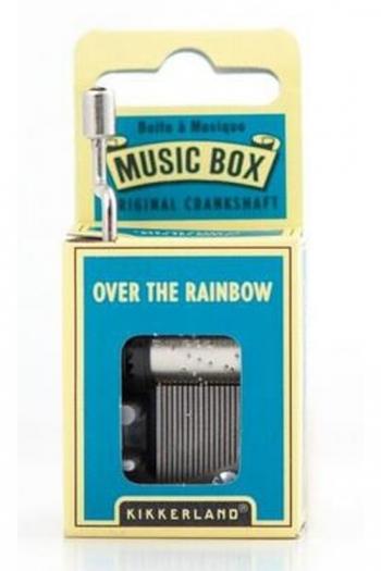 Hand Crank Music Box: Over The Rainbow