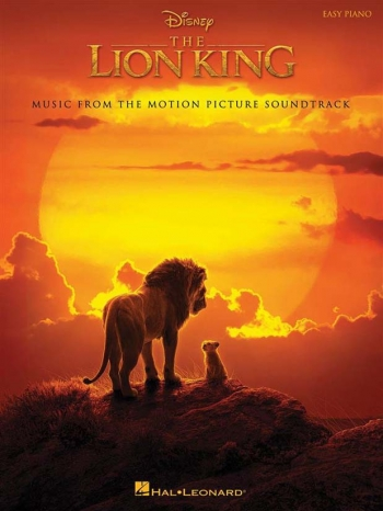 The Lion King: Songs From The Motion Picture Soundtrack: Easy Piano