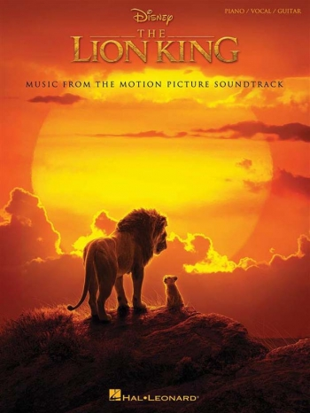 The Lion King: Songs From The Motion Picture Soundtrack: Piano Vocal & Guitar Chords