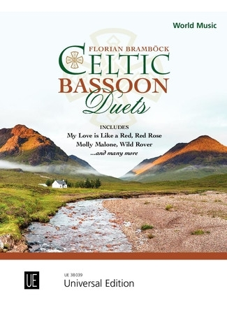 Celtic Bassoon Duets For 2