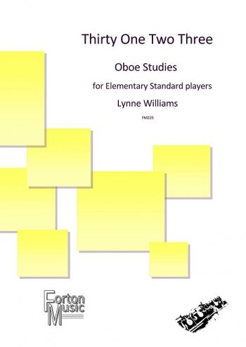 Thirty One Two Three Oboe Studies (Lynne Williams)