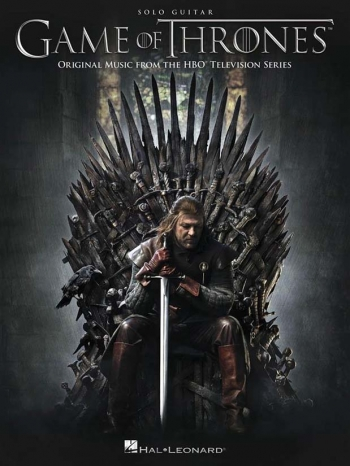 Game Of Thrones For Solo Guitar