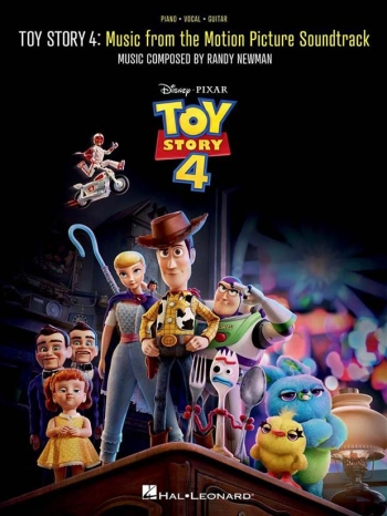 Toy Story 4 : Music From The Motion Picture Sound: Piano Vocal Guitar