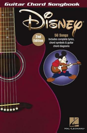 Guitar Chord Songbook: Disney: Lyrics & Chords