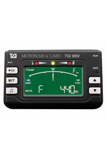 TGI Metronome & Tuner