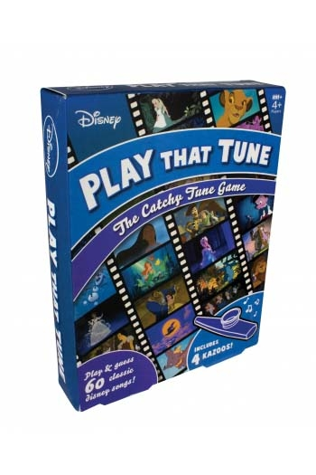 Play That Tune - The Catchy Tune Game (Disney)