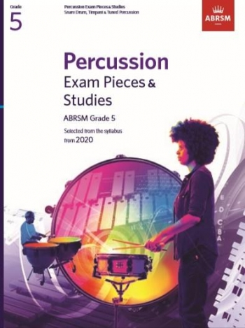 ABRSM: Percussion Exam Pieces & Studies: Grade 5: From 2020