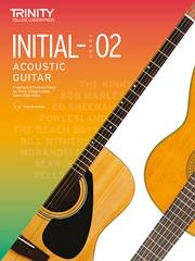 Trinity College London Acoustic Guitar Exam Pieces 2020-2023 Grade Initial-2